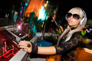 Female DJs provided by Platinum DJs in London & Kent.